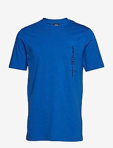 T-JUST-POCKET T-SHIRT - NAUTICAL BLUE