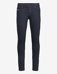 D-LUSTER L.32 TROUSERS - slim jeans - blue nights