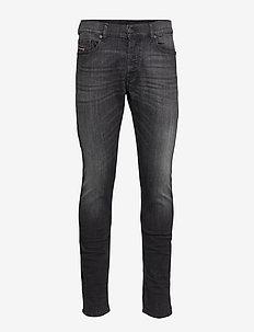 D-LUSTER L.32 TROUSERS - slim jeans - camel
