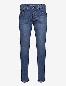 D-LUSTER L.32 TROUSERS - slim jeans - denim