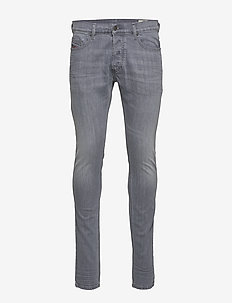 D-LUSTER L.34 TROUSERS - GREY