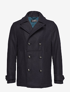 W-BANFI JACKET - wool jackets - total eclipse