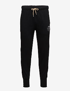 UMLB-PETER TROUSERS - BLACK