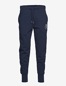 UMLB-PETER TROUSERS - DARK/BLUE