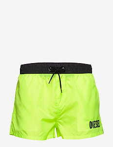 BMBX-SANDY 2.017 SW Boxer short - swim shorts - neon/yellow