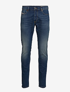 TEPPHAR-X TROUSERS - slim jeans - denim