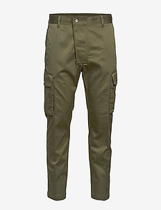 P-JARED-CARGO TROUSERS - cargobroek - olive night