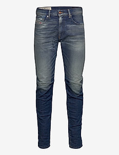 D-STRUKT-A - slim jeans - blue denim