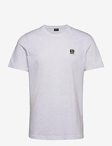 T-DIEGOS-K30 T-SHIRT - basic t-shirts - bright white