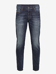 D-YENNOX TROUSERS - regular jeans - blue denim