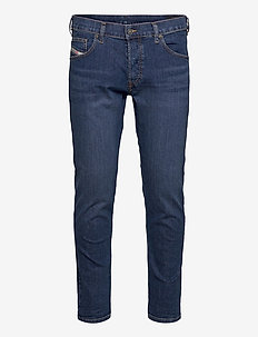 D-YENNOX TROUSERS - regular jeans - denim