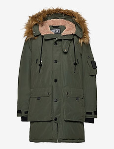 W-COLBY - parkas - balsam green