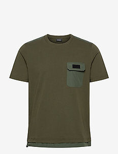 T-ARMI T-SHIRT - basic t-shirts - green