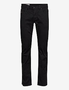 LARKEE-X L.32 TROUSERS - regular jeans - black/denim