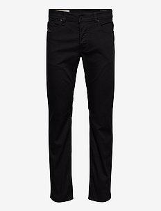 LARKEE-X L.30 TROUSERS - regular jeans - black/denim