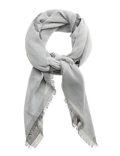 SMOIKA SCARF - BRIGHT WHITE