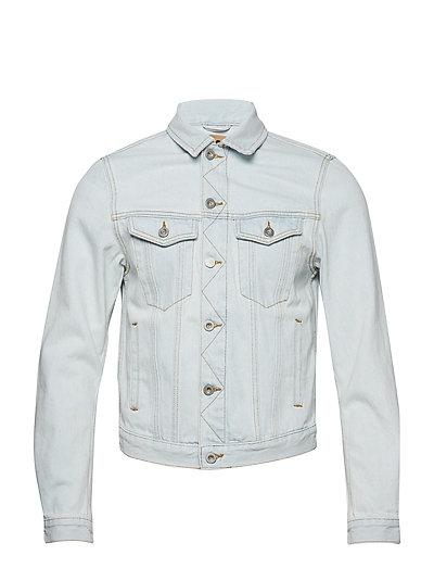 D-Galy-F Jacket Jeansjacke Denimjacke Weiß DIESEL MEN | DIESEL SALE