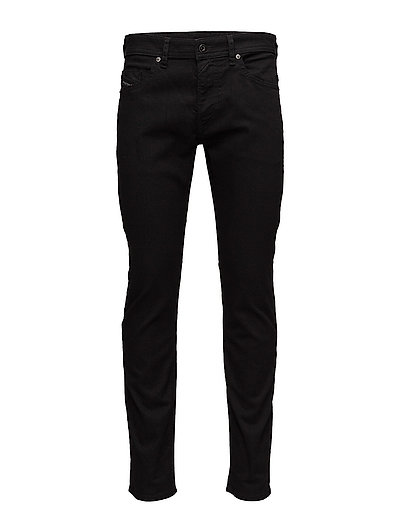 Thommer Trousers Slim Jeans Schwarz DIESEL MEN