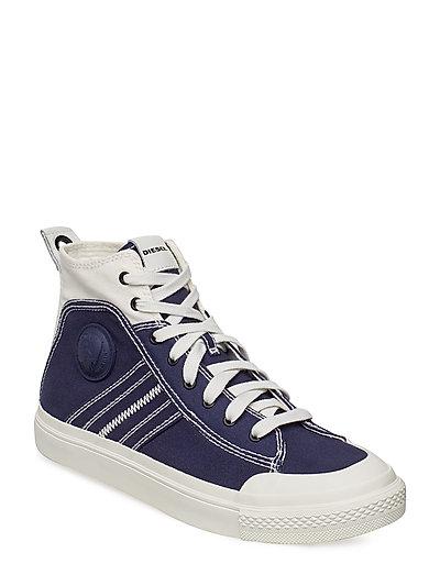 Astico S-Astico Mid Lace - Sneake Hohe Sneaker Blau DIESEL MEN