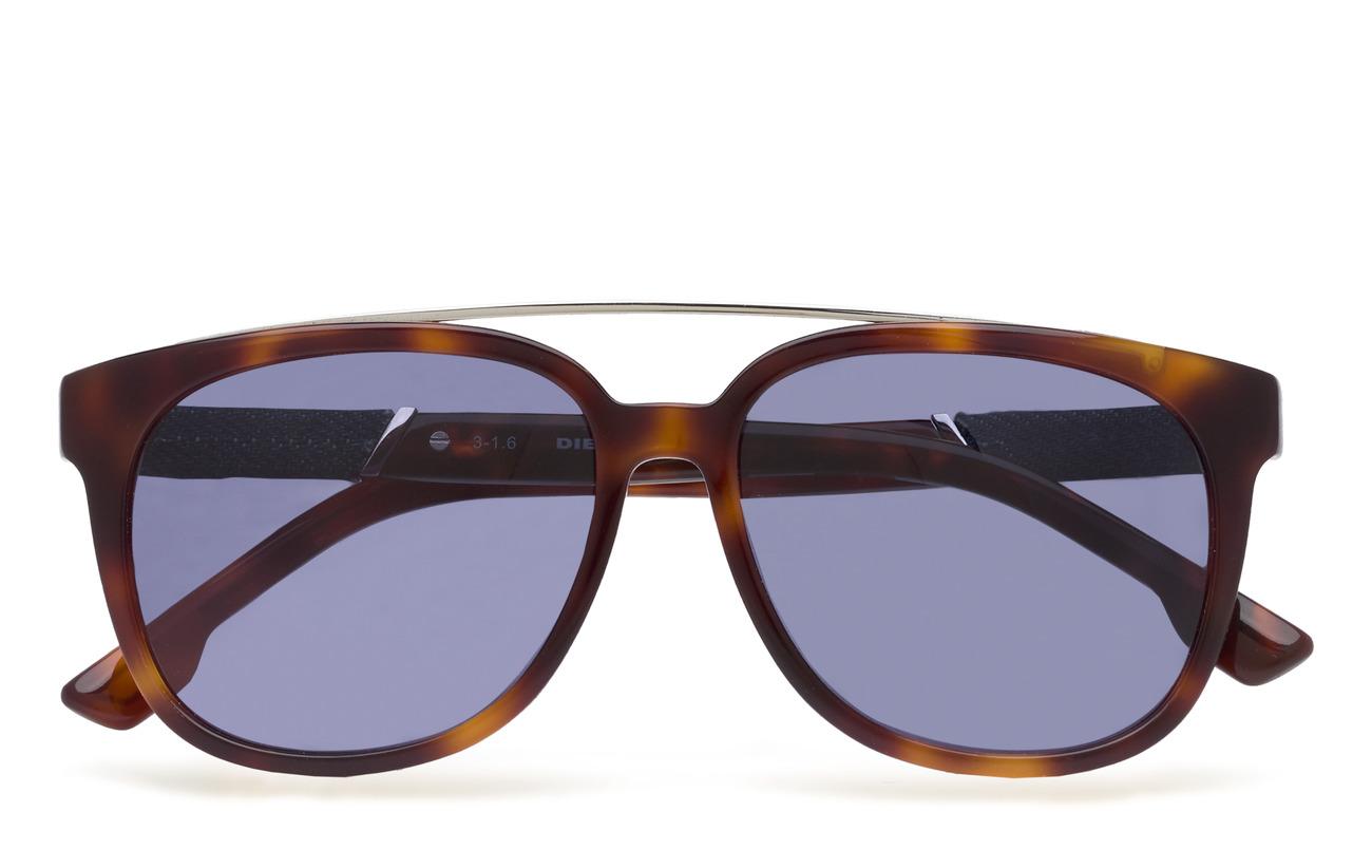 Diesel Sunglasses Men DL0169 - 92L - BLUE/OTHER / ROVIEX MIRROR