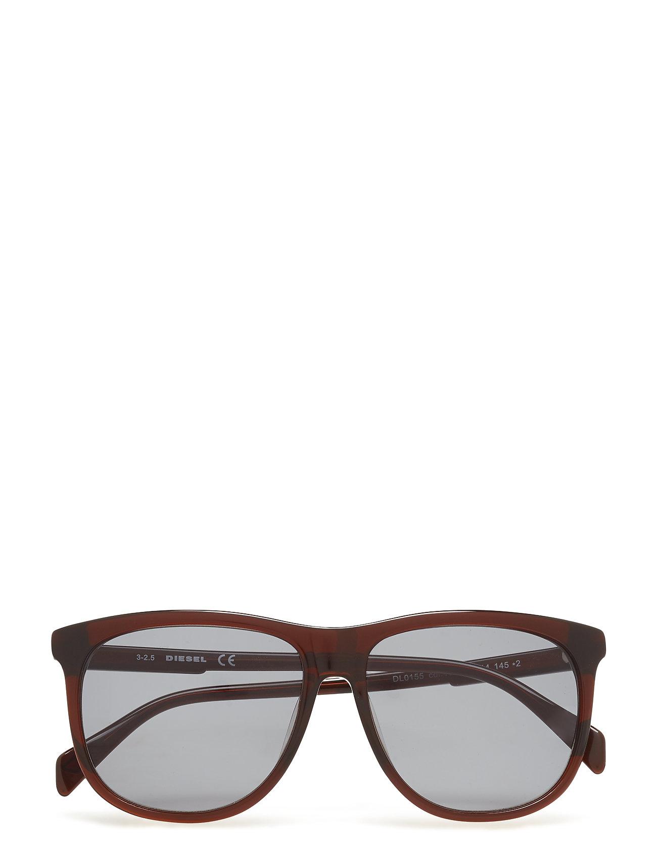 DIESEL Dl0155 Wayfarer Sonnenbrille Braun DIESEL