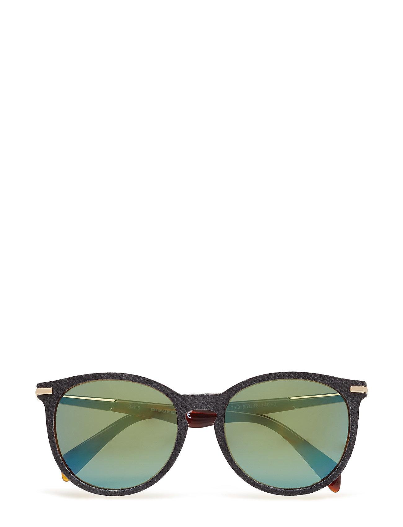 DIESEL Dl0157 Wayfarer Sonnenbrille Schwarz DIESEL