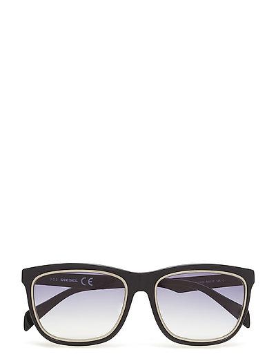Dl0165 Wayfarer Sonnenbrille Schwarz DIESEL