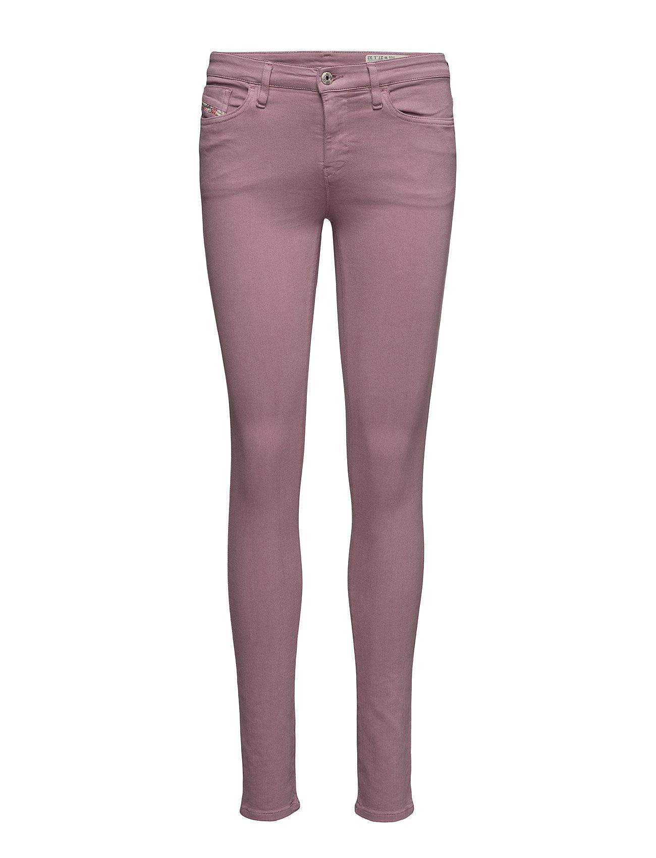 9530394c6430 Skinzee skinny jeans fra Diesel til dame i Blå - Pashion.dk