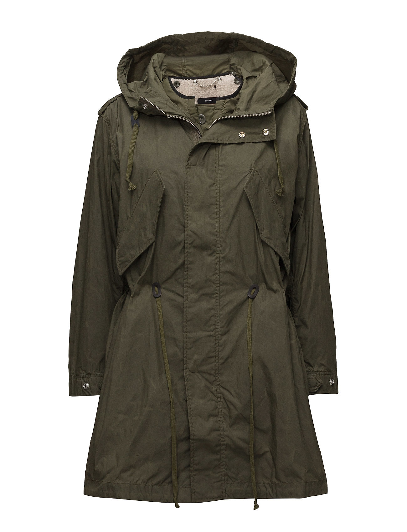 Diesel Women W-TERRY JACKET