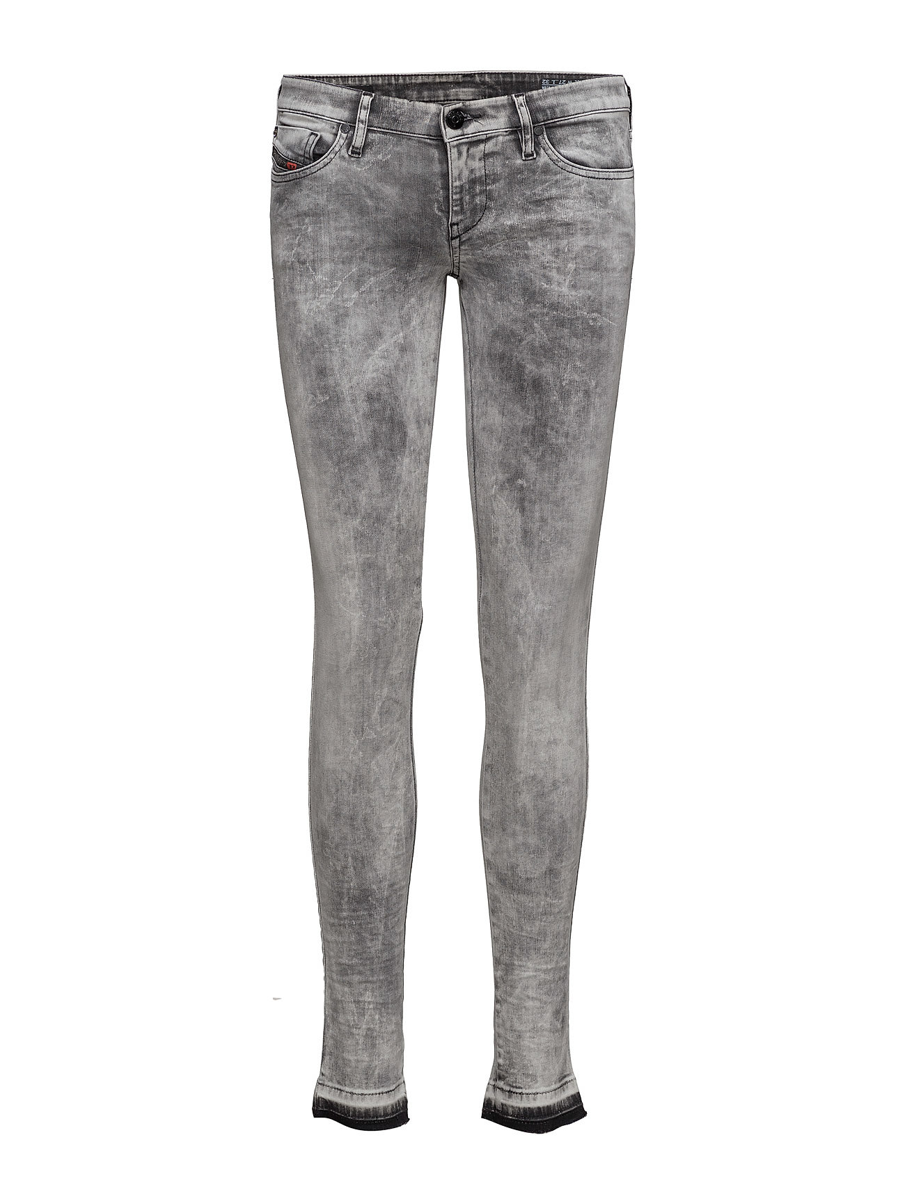 9434a8b9 Skinzee-low Trousers (Black/denim) (119.25 €) - Diesel Women ...