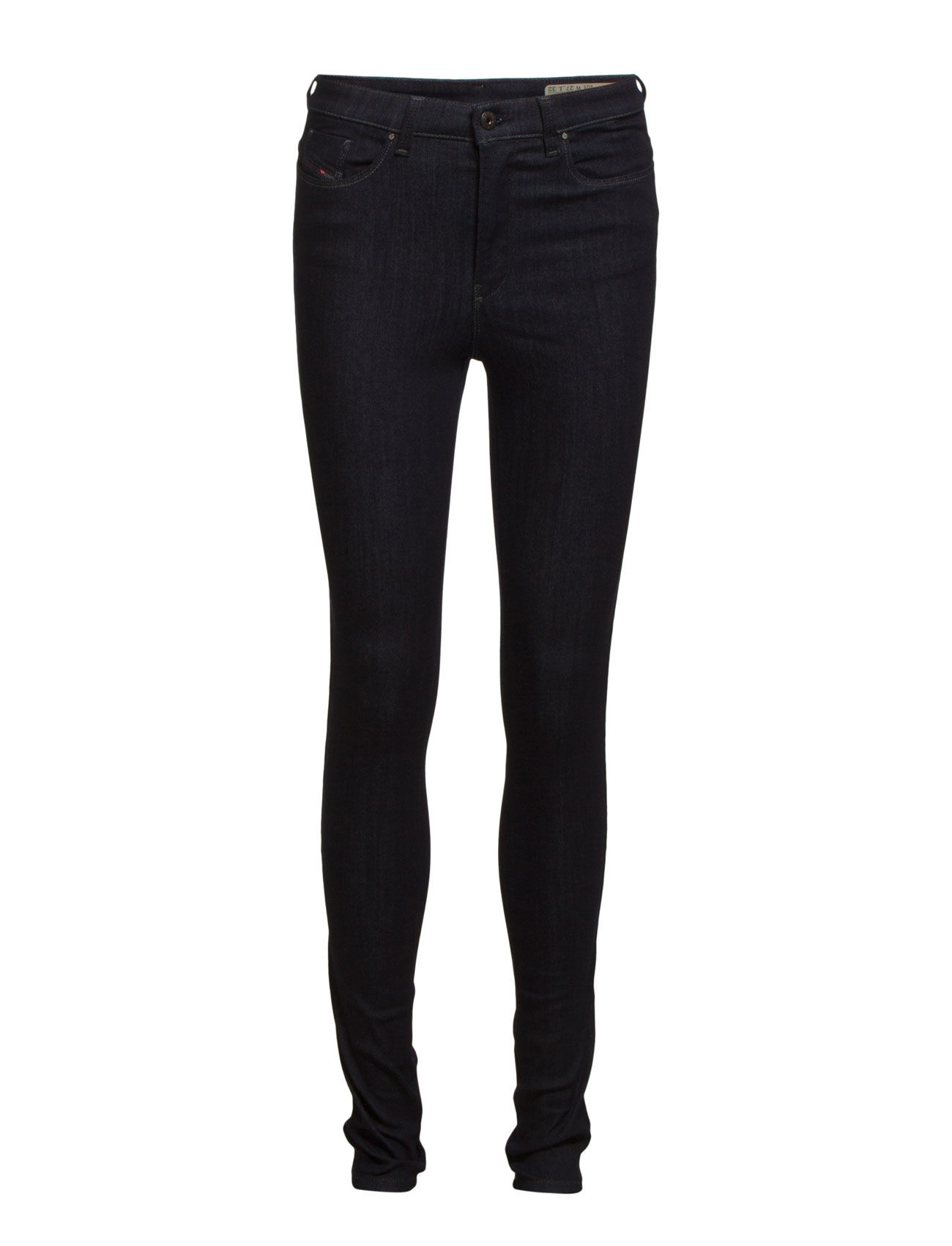 Diesel Women SKINZEE-HIGH TROUSERS - DENIM