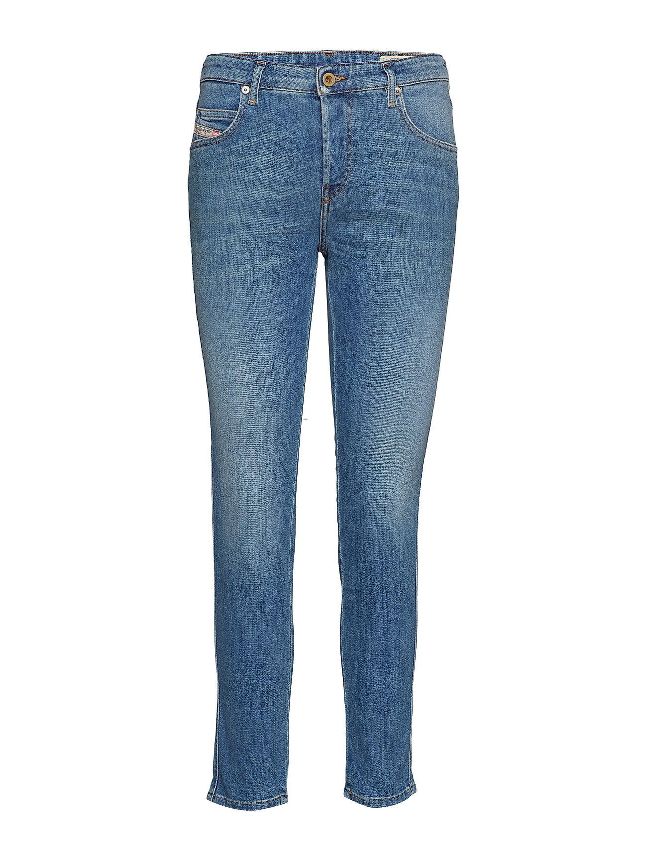 DIESEL Babhila Trousers Slim Jeans Blau DIESEL WOMEN