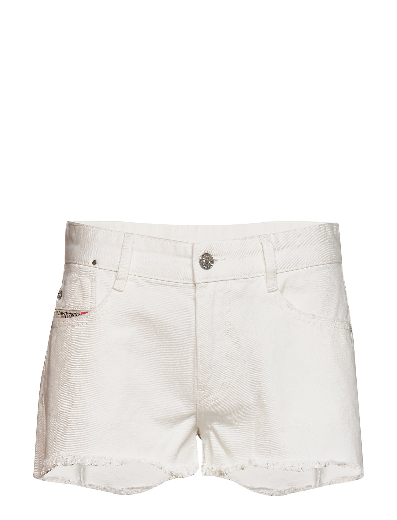 Diesel Women DE-RIFTY SHORTS - BRIGHT WHITE