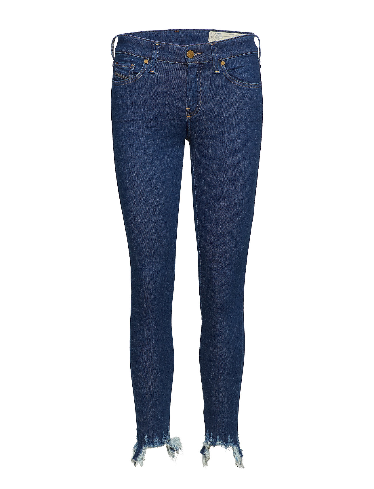 Diesel Women SLANDY TROUSERS - DENIM