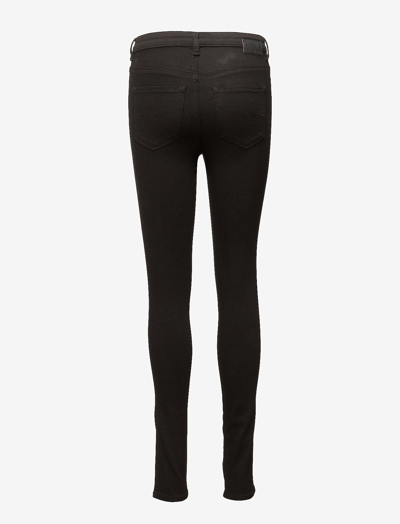 Diesel Women - SKINZEE-HIGH TROUSERS - dżinsy skinny fit - black/denim - 1