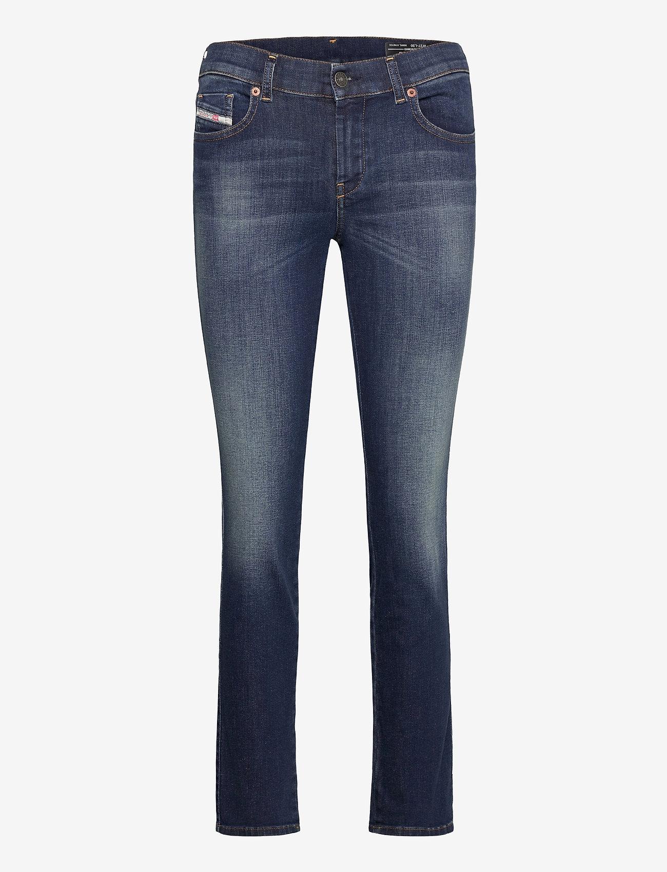 Diesel Women - D-SANDY L.30 TROUSERS - slim jeans - blue denim - 0