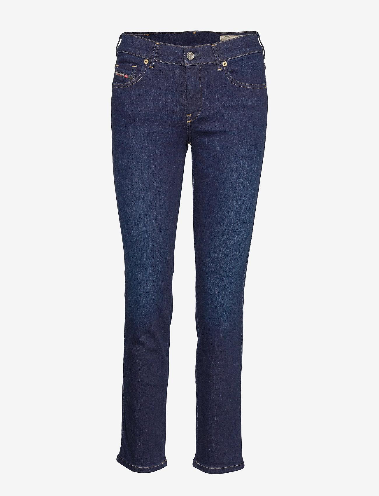 Diesel Women - D-SANDY L.30 TROUSERS - slim jeans - denim - 0