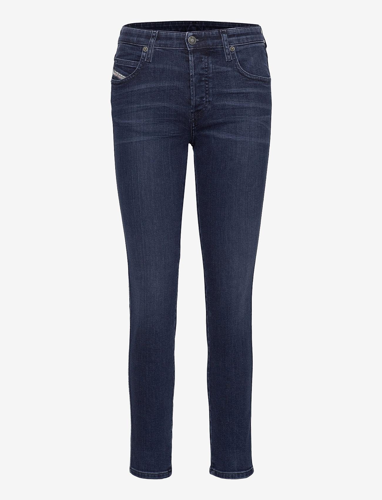 Diesel Women - BABHILA TROUSERS - slim jeans - denim - 0