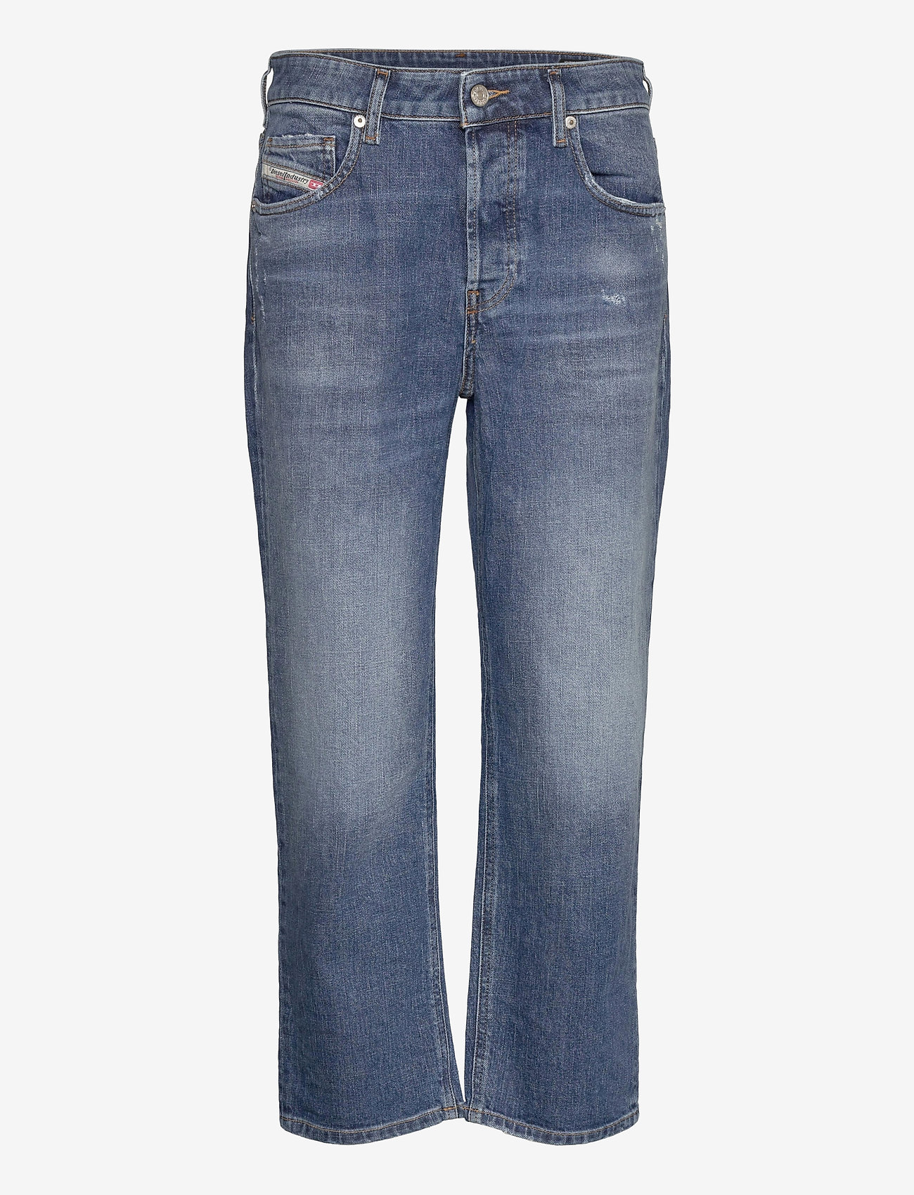 Diesel Women - D-ARYEL  L.32 TROUSERS - straight jeans - denim - 0