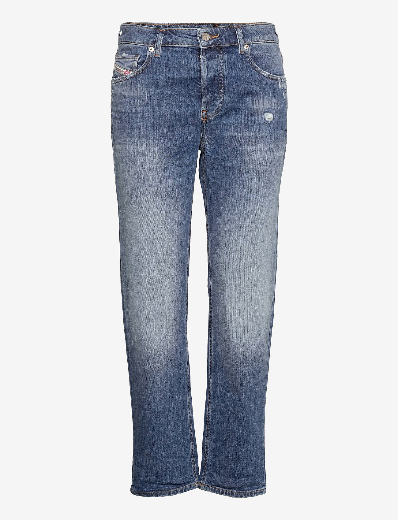 Diesel Women - D-ARYEL  L.34 TROUSERS - straight jeans - denim - 0