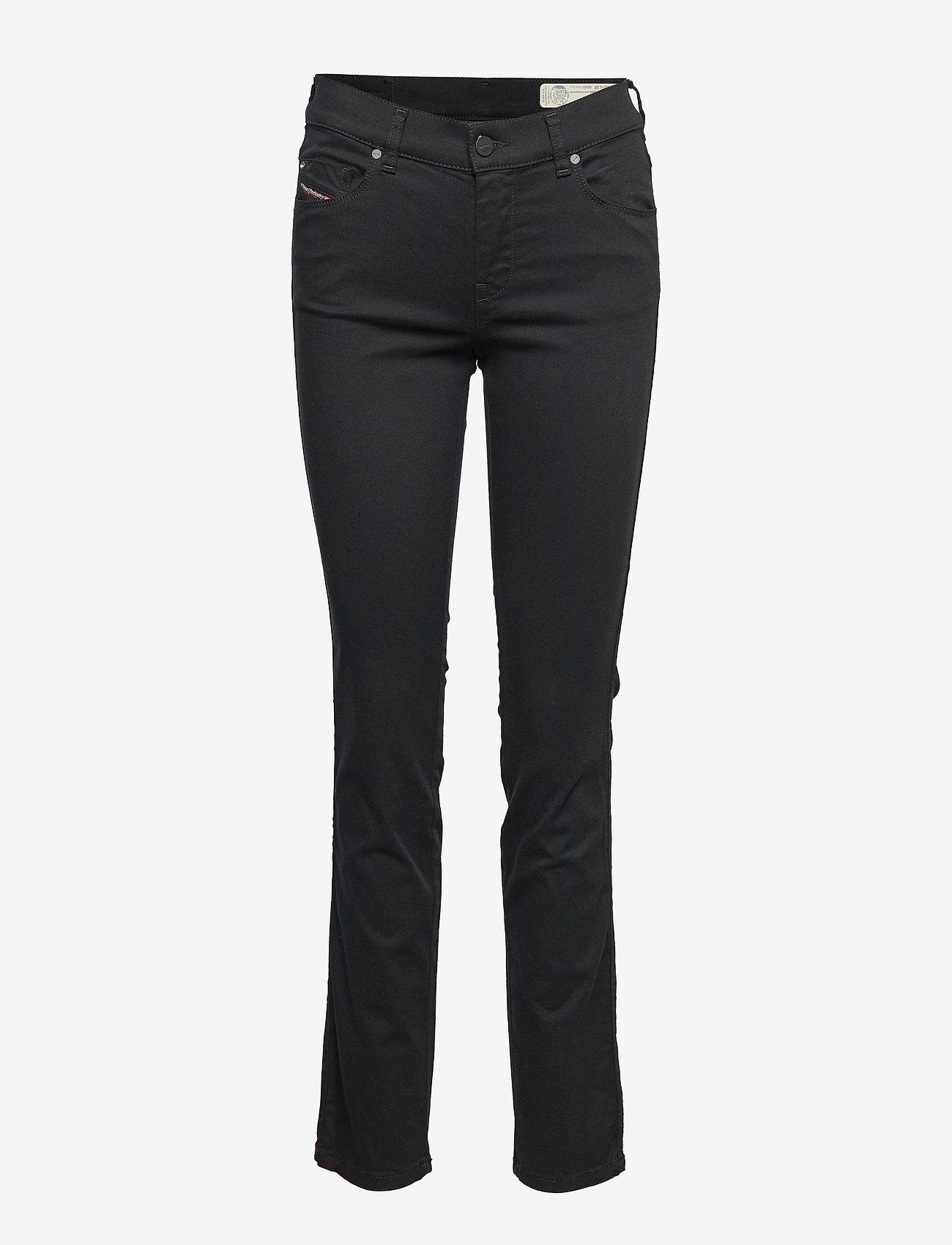 Diesel Women - SANDY 0665W - bootcut jeans - black/denim - 0