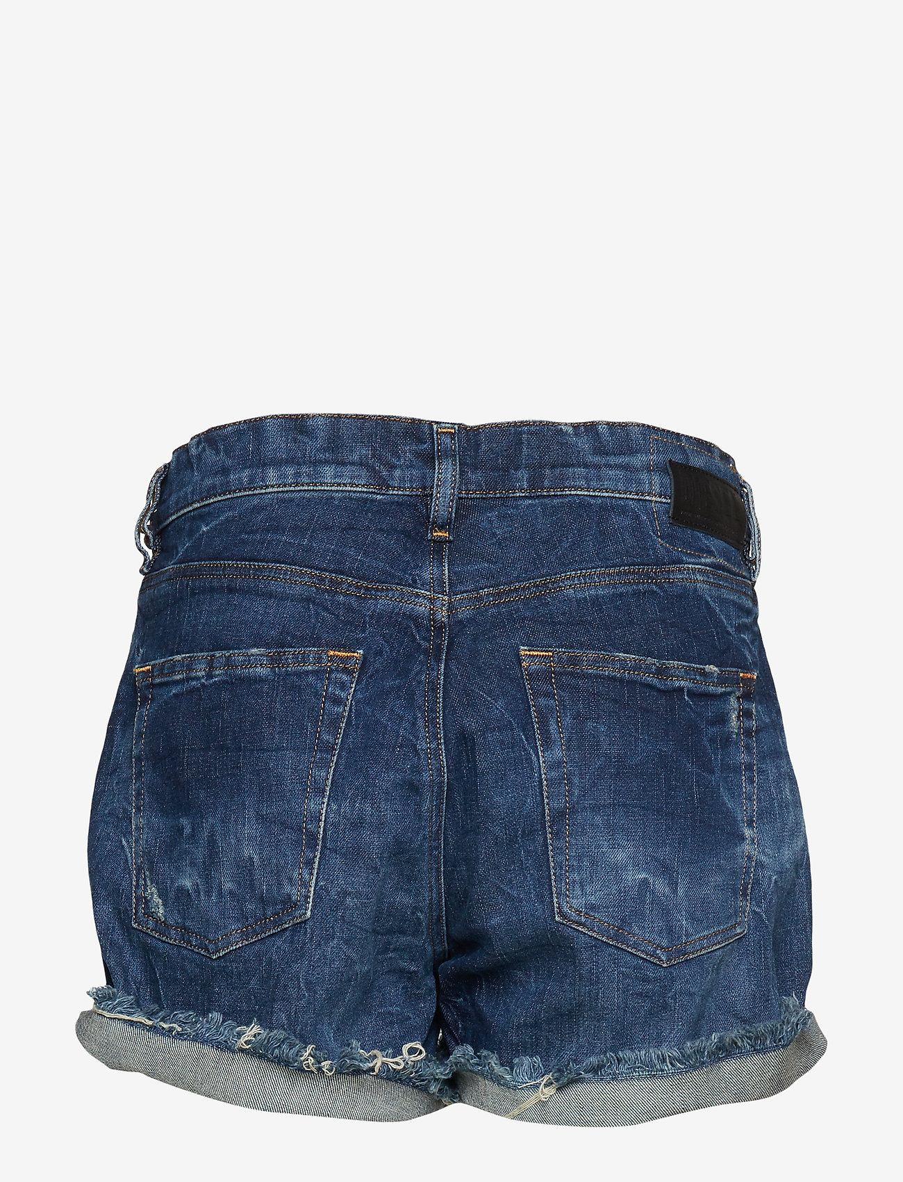Diesel Women - DE-LOWY SHORTS - denim shorts - denim - 1
