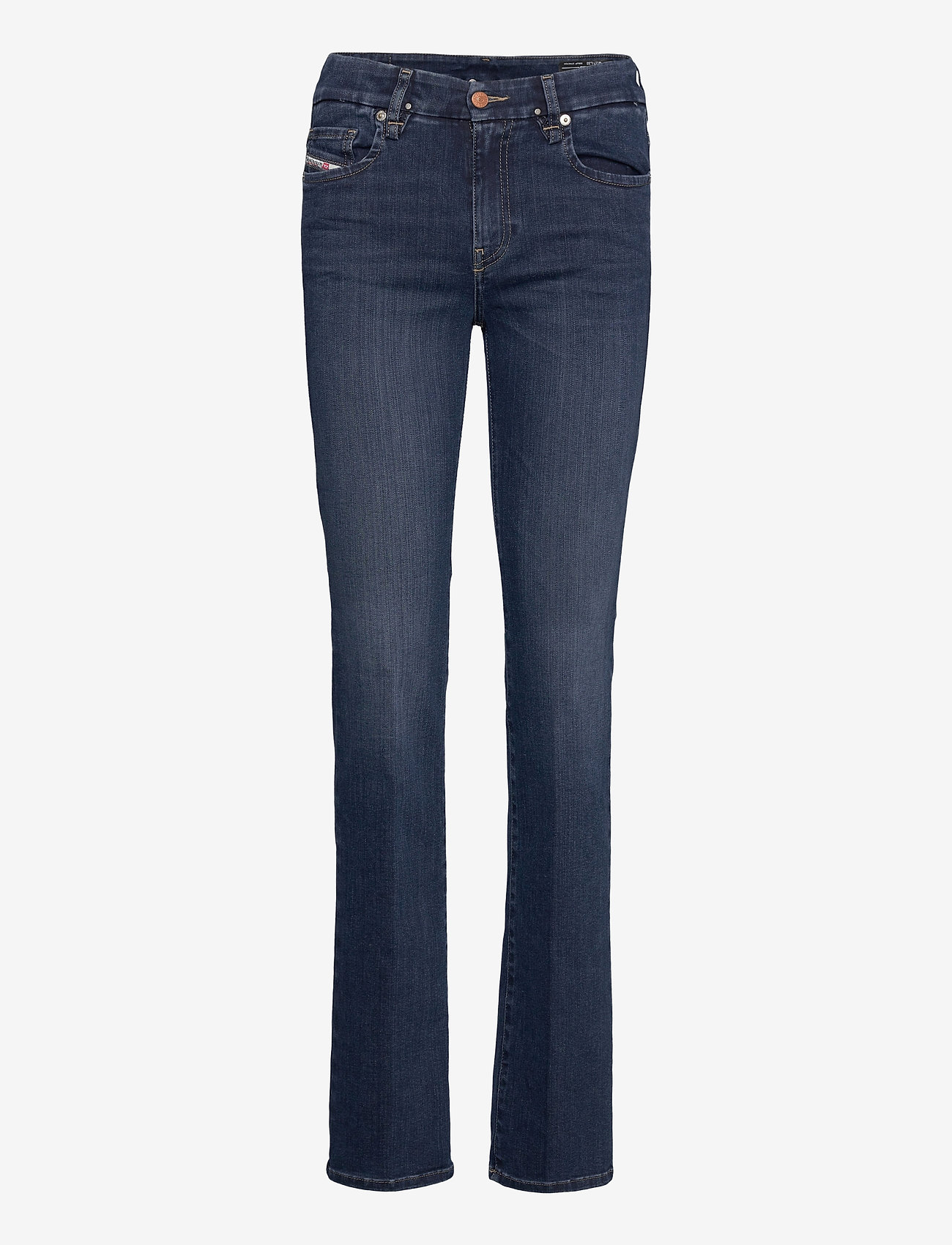 Diesel Women - D-SLANDY-B - slim jeans - blue denim - 0