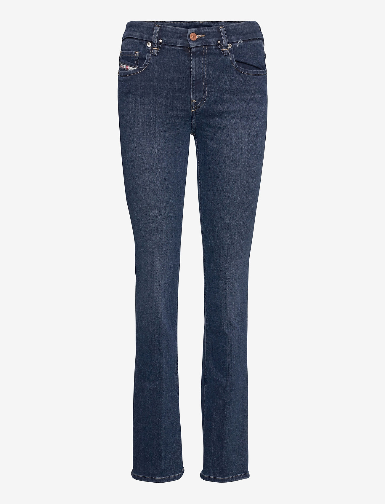 Diesel Women - D-SLANDY-B - slim jeans - blue denim - 0