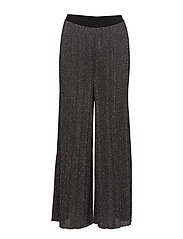 M-CHICY TROUSERS - BLACK