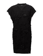 D-NIFER DRESS - BLACK