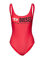BFSW-FLAMNEW SWIMSUIT - CHINESE RED