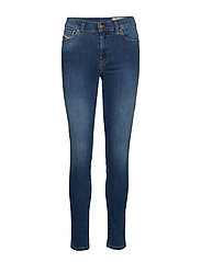 D-ROISIN L.32 TROUSERS - DENIM