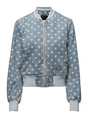 DE-MILITAR JACKET - DENIM