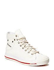 """MAGNETE"" EXPOSURE W - sneaker mid - BRIGHT WHITE"
